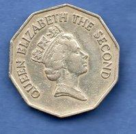Bélize -  1 Dollar 1991 -   Km # 99  -  état  TTB - Belize