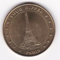 MDP Monnaie De Paris ,7507TE2/00 PARIS TOUR EIFFEL 2000  Jeton Médaille - Monnaie De Paris