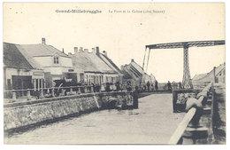 Cpa Grand-Millebrugghe - Le Pont Et La Colme (côté  Stéene) - Altri Comuni
