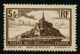 FRANCE - YT 260 ** - MONT St MICHEL - TIMBRE NEUF ** - Neufs
