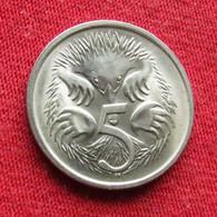 Australia 5 Cents 1984 KM# 64  Australie Australien - Others