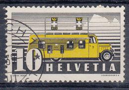 ZWITSERLAND - Michel - 1937 - Nr 311 I - Gest/Obl/Us - Usati
