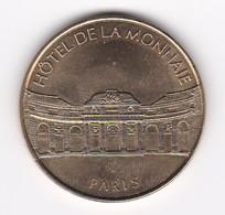 MDP Monnaie De Paris ,7506HM2/99 PARIS Les égouts 1998  Jeton Médaille - Non-datés