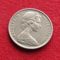Australia 5 Cents 1969 KM# 64  Australie Australien - Others