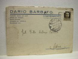 PONTE  DI BRENTA    --- PADOVA  -- DARIO  BARBATO --FABBRICA GESSO - Padova (Padua)