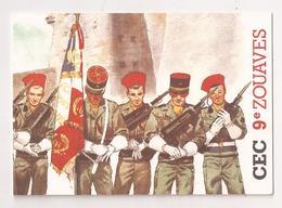 CEC 9e ZOUAVES Invitation Portes Ouvertes - Barracks