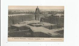 TOMBOUCTOU (MALI) 5 SOUDAN FRANCAIS VUE GENERALE - Mali