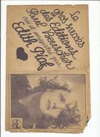 PARTITION  C'est Celui Que Mon Coeur A Choisi EDITH PIAF - Partitions Musicales Anciennes