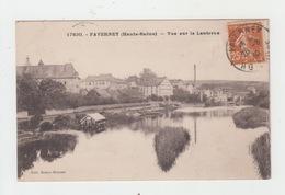 70 - FAVERNEY / VUE SUR LA LANTERNE - Francia