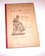Beltrami - Guida Artistica Cimitero Monumentale Di Milano - 1^ Ed. 1889 - Livres, BD, Revues
