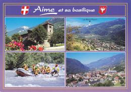 73 AIME / MULTIVUES / BLASON - France