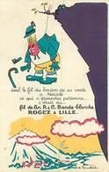 59: Lille Publicité Pour Fil Rogez - Lille