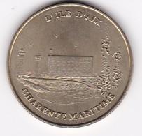 MDP Monnaie De Paris ILE D'AIX  17AIX1/99 1999  Jeton Médaille - Non-datés