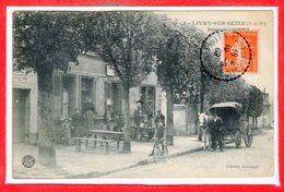 77 - LIVRY Sur SEINE --  Restaurant CAROUGET - Autres Communes