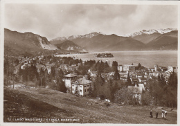 Italie - Lago Maggiore - Stresa Borromoe - Verbania