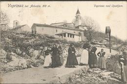 VEPRINAC BEI ABBAZIA, HRVATSKA CROATIA, PC, Circulated - Croatia