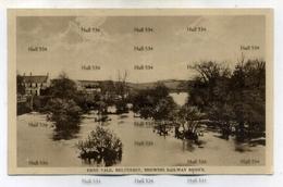 Ireland County Cavan Erne Vale Belturbet Showing Railway Bridge 1900s Postcard By McGrath - Cavan