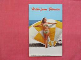 Pin-Ups  Hello From Florida  Ref 2924 - Pin-Ups