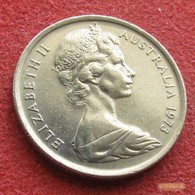 Australia 5 Cents 1973 KM# 64  Australie Australien - Others