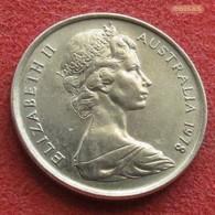 Australia 5 Cents 1978 KM# 64  Australie Australien - Others