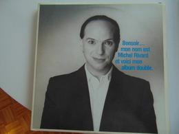 Michel Rivards- Bonsoir...mon Nom Est M R  Et Voici Mon Album Double(2LP) - Musicals