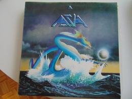Asia- épomyme - Rock