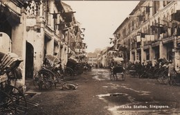 SINGAPORE - JINRIKSHA STATION - Singapore