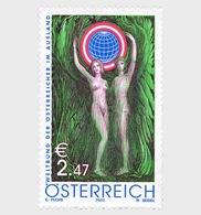 Austria 2002 Set - Austrians Abroad - 1945-.... 2nd Republic