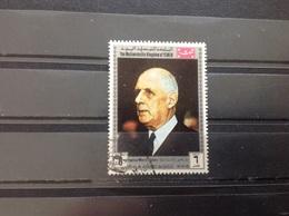 Yemen - Charles De Gaulle (6) 1969 - Yemen