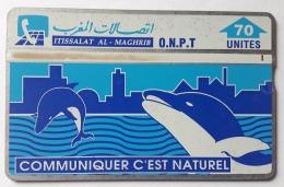 Used Card , Morocco - Morocco