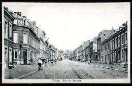 CP   Dison   ---    Rue De Rechain  --   Animé - Dison