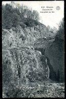 CP   La Gileppe   ---   Cascade Du Trop Plein Au Lac - Gileppe (Stuwdam)