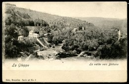 CP   La Gileppe   ---   La Vallée Vesr Béthane - Gileppe (Stuwdam)