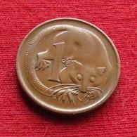 Australia 1 Cent 1969 KM# 62  Australie Australien - Others
