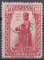 ESPAÑA 1931 Nº 643 USADO - Oblitérés