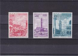 MONACO 1972 VENISE Yvert 887-889 NEUF** MNH - Monaco