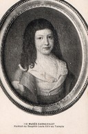 Histoire Portrait Du Dauphin Louis XVII Au Temple - History