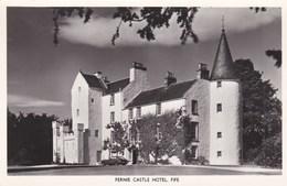 FERNIE CASTLE HOTEL, FIFE - Fife