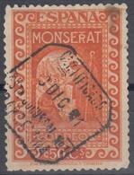 ESPAÑA 1931 Nº 645 USADO (MANCHA EN ANGULO SUP. DER.) - 1889-1931 Kingdom: Alphonse XIII