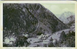 Antica Fonte Pejo. Panorama Da Mattina - Lot.1892 - Trento
