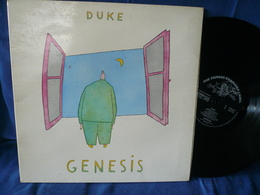 Genesis - 33t Vinyle - Duke - Disco, Pop