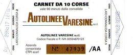 B 1792 - Autolinee Varesine, Varese - Autobus