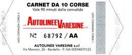 B 1793 - Autolinee Varesine, Varese - Autobus