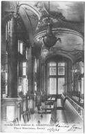 Carte Postale Ancienne De Grand Café Glacier E. CHAPPELLU-Place Stanislas NANCY - Nancy