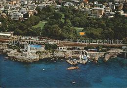 72285263 Nervi Fliegeraufnahme Promenade Park  Genova - Italy