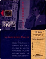 TARJETA TELEFONICA DE LUXEMBURGO. TP03 B -  C3B000657. TIRADA 4100 (024) - Luxembourg