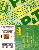 TARJETA TELEFONICA DE LUXEMBURGO. TP07  (073) - Luxembourg
