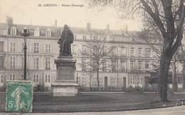 AMIENS: Statue Ducange - Amiens
