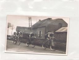 Photo D'un Groupe De Coureurs Cyclistes ( 13,5 X 8,5 Cm ) - Sport