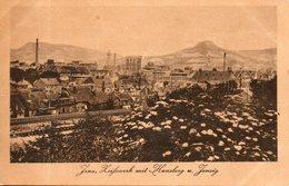 Allemagne. Jena, Leifsverk Mit Hausberg U. Jenzig - Jena